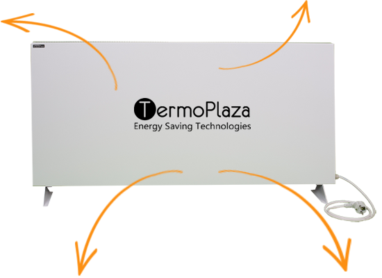 Termoplaza heating advantages