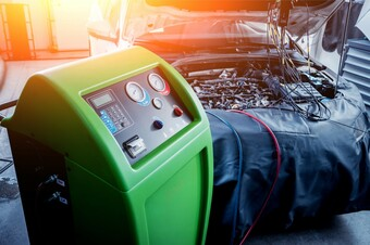 Car AC repair in Dubai