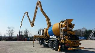 Заказ бетона бетононасосом бетон м200 новокузнецк