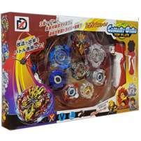 Beyblade combat gyro top plate xd 168-1
