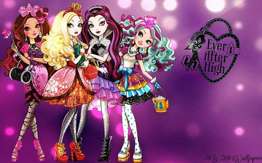 ever after high кукла